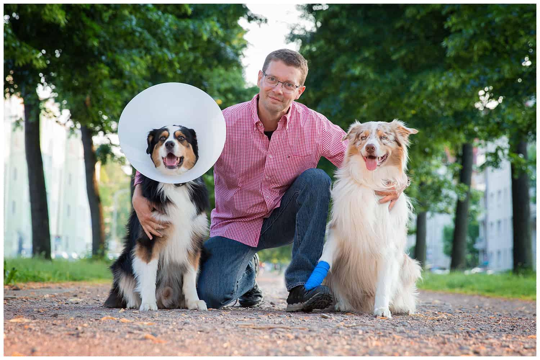 Vertrauen Hundetrainer Dresden Kai Hartmann