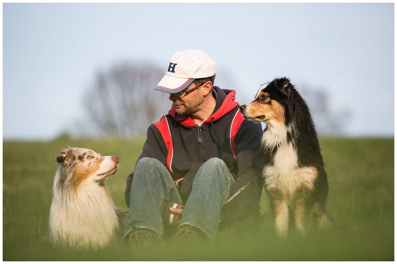 Der Anfang in der Hundeerziehung Hundetrainer Dresden Kai Hartmann