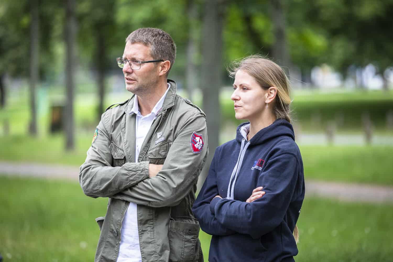 5er-Basis Hundetrainer Dresden Nancy Wendler Kai Hartmann Hundeschule Hundeerziehung